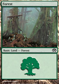 Forest 4 - Planechase decks