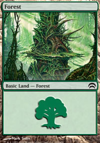 Forest 5 - Planechase decks