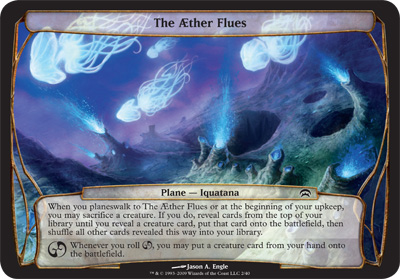 The Aether Flues - Planechase