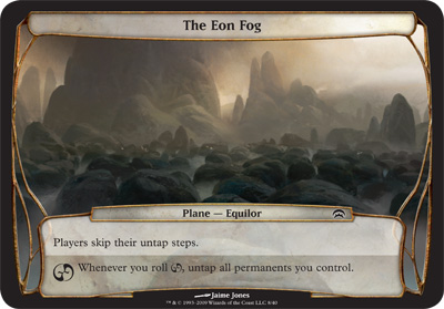 The Eon Fog - Planechase