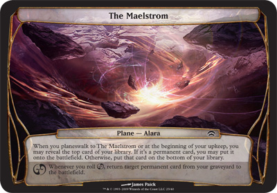 The Maelstrom - Planechase