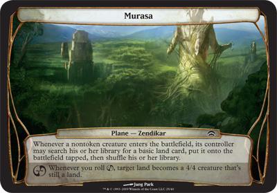 Murasa - Planechase