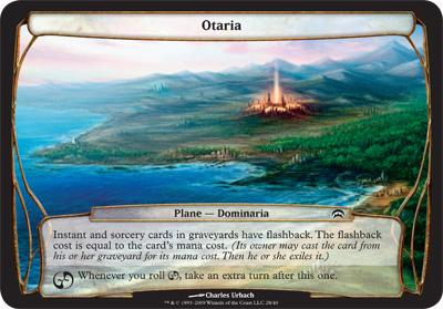 Otaria - Planechase