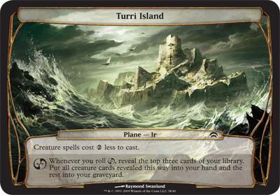 Turri Island - Planechase