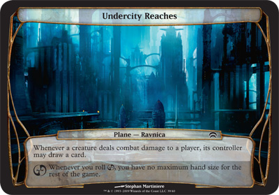 Undercity Reaches - Planechase