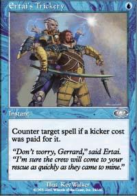 Ertai's Trickery - Planeshift
