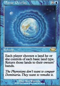 Planar Overlay - Planeshift