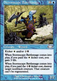 Stormscape Battlemage - Planeshift