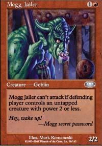 Mogg Jailer - Planeshift