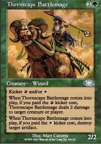 Thornscape Battlemage - Planeshift