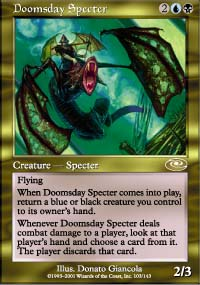 Doomsday Specter - Planeshift