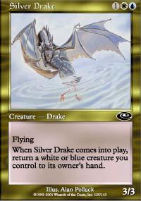 Silver Drake - Planeshift