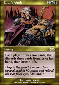Urza's Guilt - Planeshift