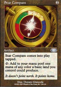 Star Compass - Planeshift