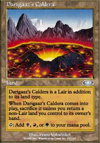 Darigaaz's Caldera - Planeshift