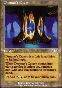 Dromar's Cavern - Planeshift