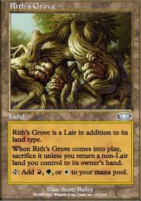 Rith's Grove - Planeshift