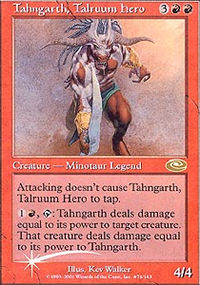 Tahngarth, Talruum Hero 2 - Planeshift