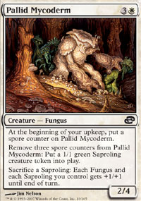 Pallid Mycoderm - Planar Chaos