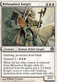 Riftmarked Knight - Planar Chaos