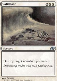 Saltblast - Planar Chaos