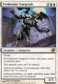 Voidstone Gargoyle - Planar Chaos