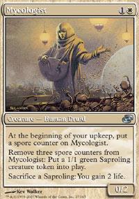 Mycologist - Planar Chaos
