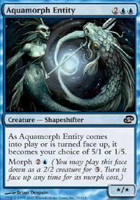 Aquamorph Entity - Planar Chaos