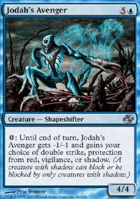 Jodah's Avenger - Planar Chaos