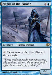 Magus of the Bazaar - Planar Chaos