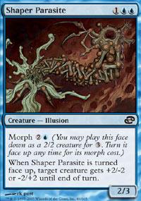Shaper Parasite - Planar Chaos