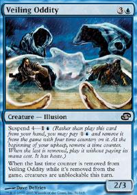 Veiling Oddity - Planar Chaos
