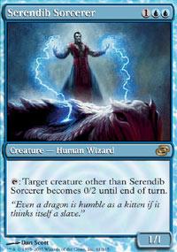 Serendib Sorcerer - Planar Chaos