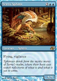 Serra Sphinx - Planar Chaos