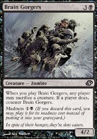 Brain Gorgers - Planar Chaos