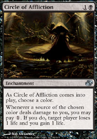 Circle of Affliction - Planar Chaos