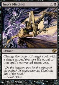 Imp's Mischief - Planar Chaos