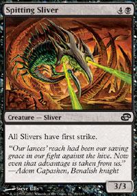 Spitting Sliver - Planar Chaos