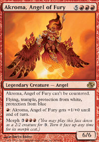Akroma, Angel of Fury - Planar Chaos
