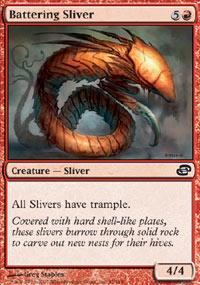 Battering Sliver - Planar Chaos
