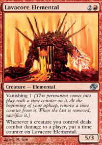 Lavacore Elemental - Planar Chaos