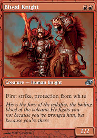 Blood Knight - Planar Chaos