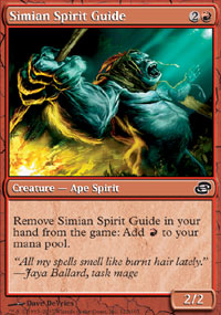 Simian Spirit Guide - Planar Chaos