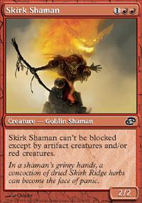 Skirk Shaman - Planar Chaos