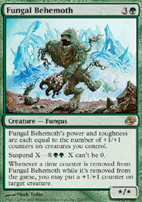 Fungal Behemoth - Planar Chaos