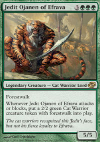 Jedit Ojanen of Efrava - Planar Chaos