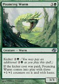 Pouncing Wurm - Planar Chaos