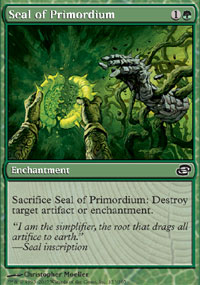 Seal of Primordium - Planar Chaos
