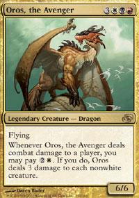 Oros, the Avenger - Planar Chaos