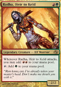 Radha, Heir to Keld - Planar Chaos